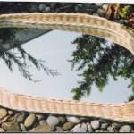 fleischplatte mit spiegel