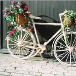 geflochtenes fahrrad